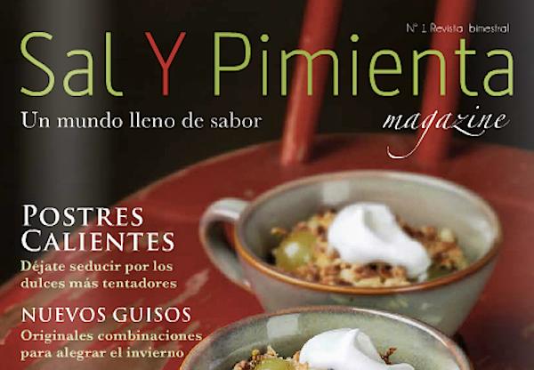 Revista online Sal y Pimienta Magazine