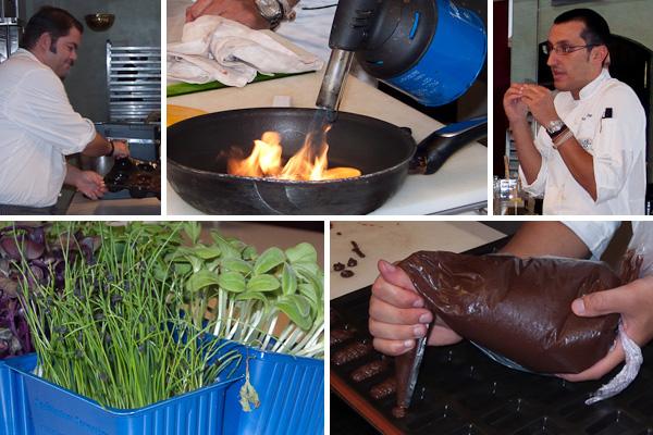 Galería IV Prácticas de Cocina y Pastelería - Sevilla