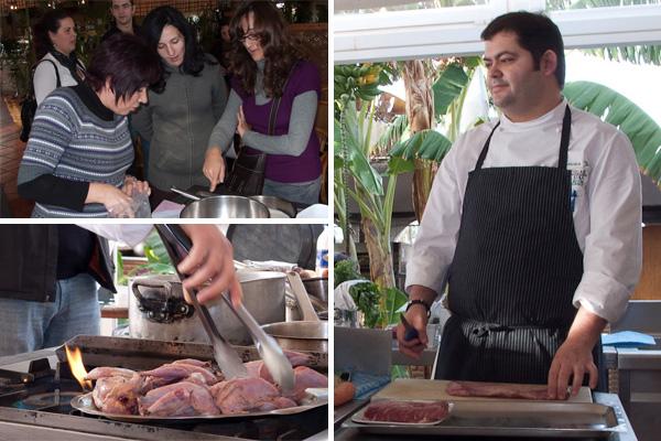 Galería V Prácticas de Cocina y Pastelería - Marbella