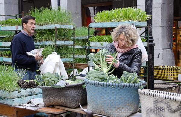 Mercado de Flores y Simientes de Tolosa