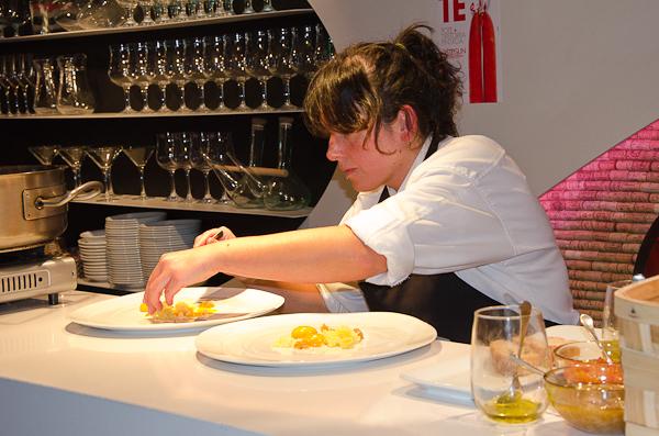 Sonia Tapia, chef del Gastrobar Solana 4
