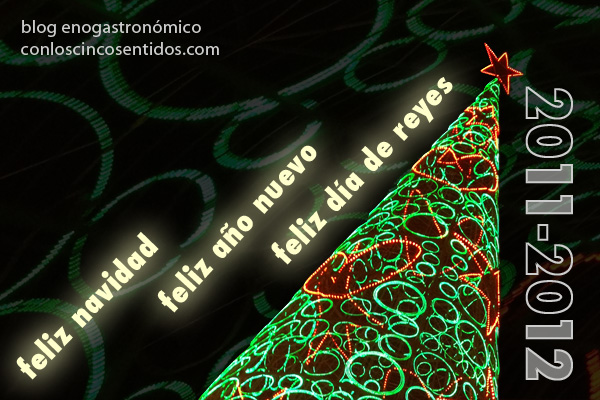 Tarjeta de felicitación 2011-2012