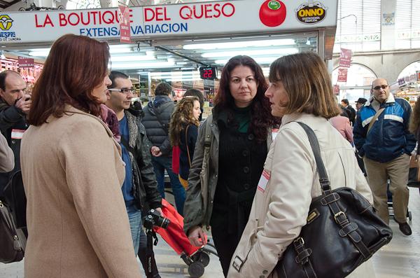 GASTRONÓMADAS en el Mercado Central de Valencia