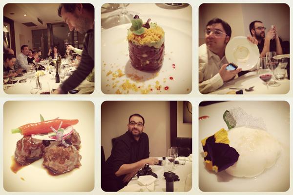 Tapas&Blogs en Restaurante Lúa