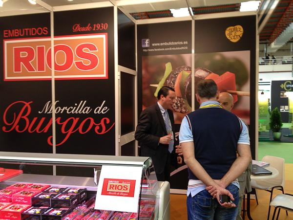 Embutidos Ríos en España Original 2012