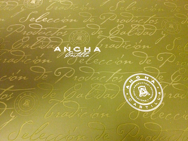 Ancha Castilla, productos delicatessen