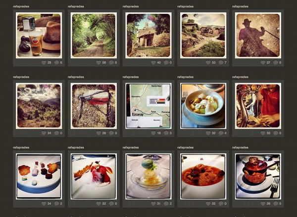 #GastroSummer2012 en Statigram