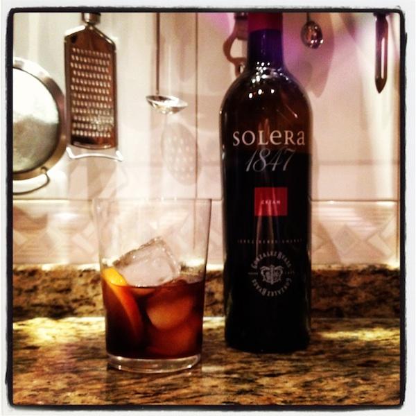 Solera Mix con cream Solera 1847