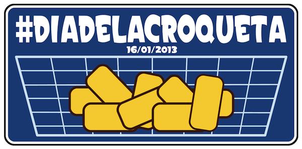 #díadelacroqueta
