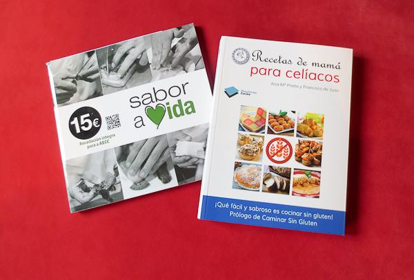 Libros de recetas especiales