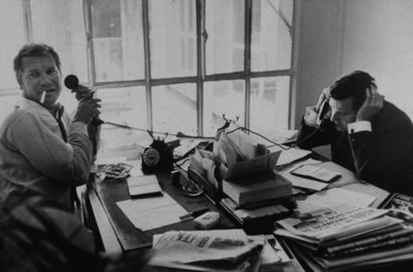 Henri Gault y Christian Millau
