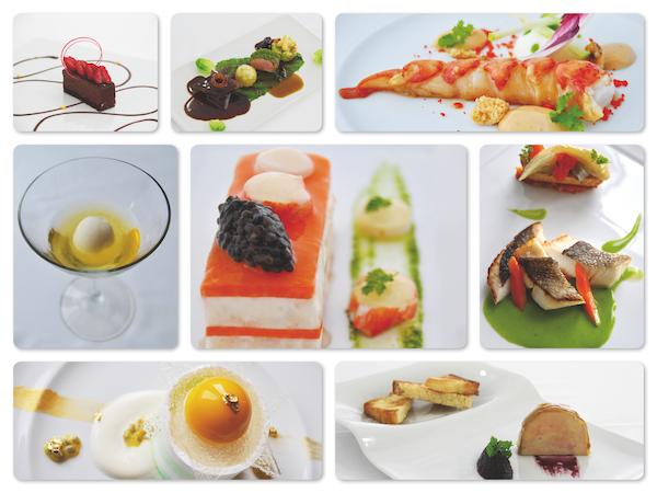 Menú de Gala Fin de Año - Le Cordon Bleu y The Westin Palace