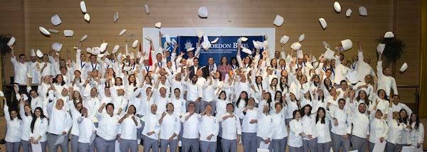 Graduación Marzo 2014 Le Cordon Bleu