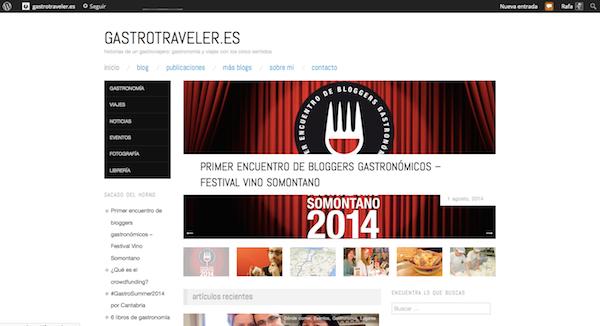 Blog GastroTraveler.es